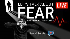 Lets talk about FEAR – Breakfast show with Paul Mckenzie – Vimeo thumbnail