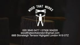 Interested In Wood Work?