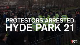 Hyde Park protestors arrested for breaching new rules – Vimeo thumbnail