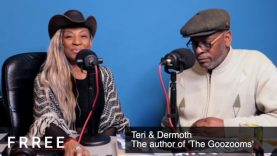 Teri and Dermoth – The author of 'The Goozooms'